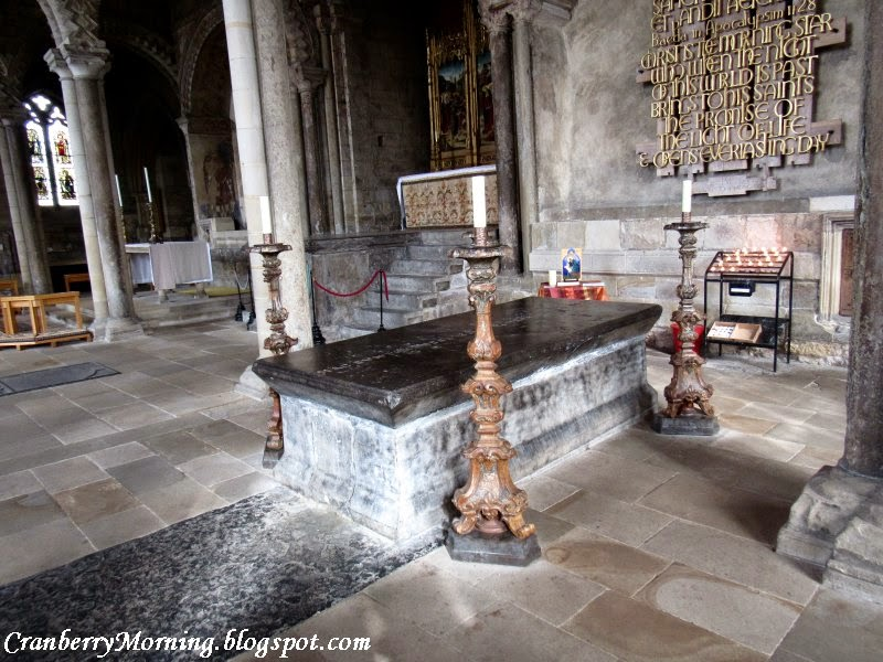 Cranberry morning: durham cathedral   part c   the venerable bede ...