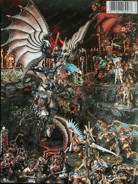 Archaón y Dorghar atacan a los Stormcast Eternal