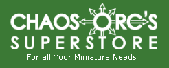 Chaos Orc Superstore