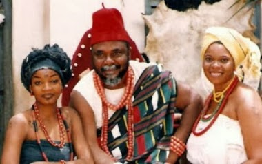 omotola pete edochie years back