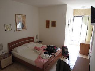 habitación del B&B La Giovanna