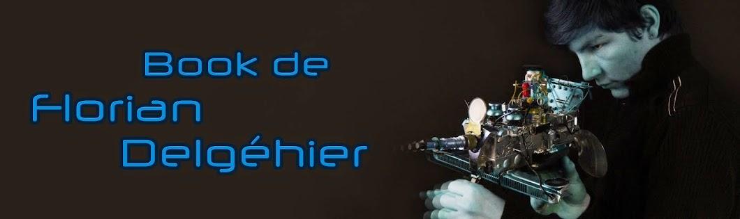 Book de Florian Delgéhier