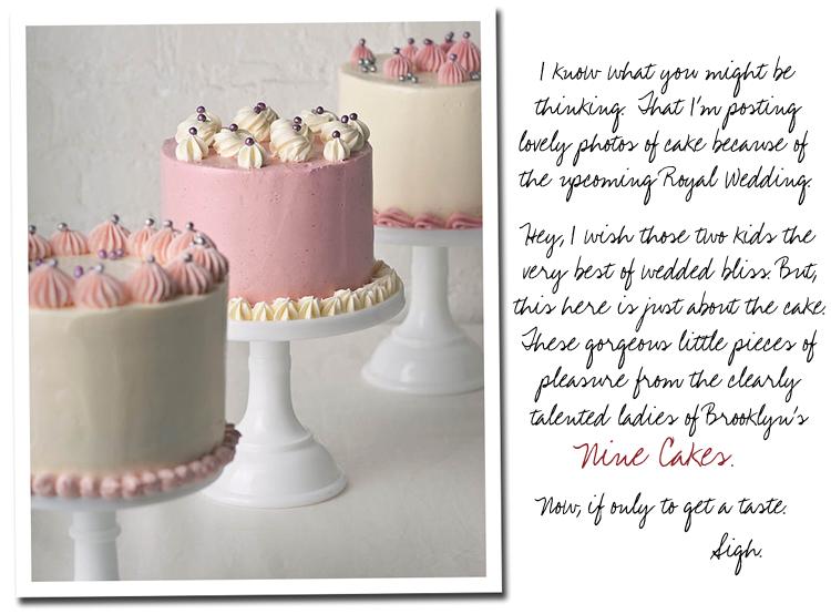 Nine Cakes Brooklyn