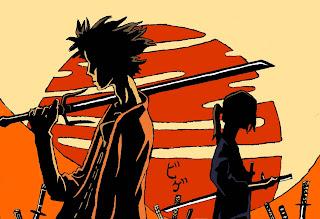 Imagenes de Samurai Champloo