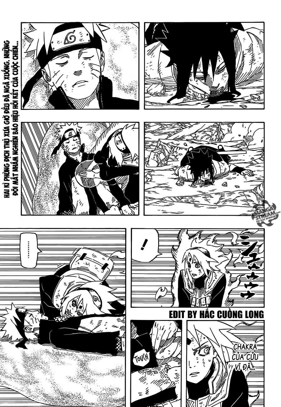 Naruto chap 663 Trang 1 - Mangak.info