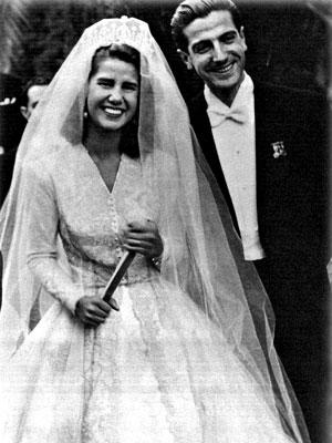 Duchess of alba wedding photos