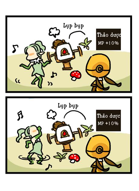 Dragon Nest Random Scribbles chap 11 - Trang 4