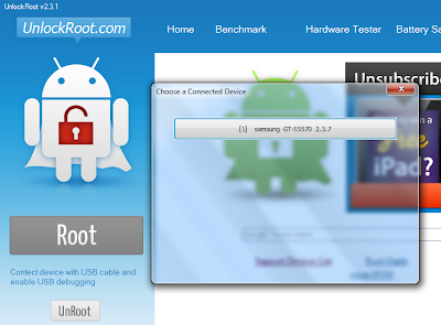 Unlock Root nástroj Choose+a+Connected+Device
