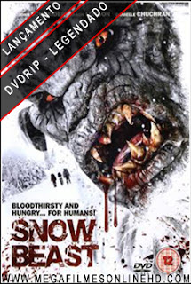 Snow Beast Legendado