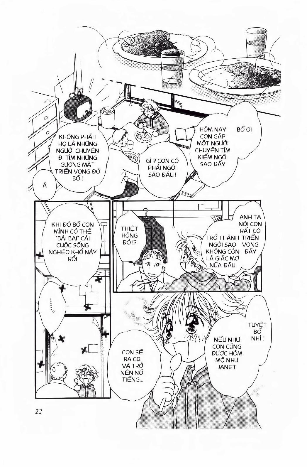 Chắp Cánh ước Mơ chap 13 - Trang 7