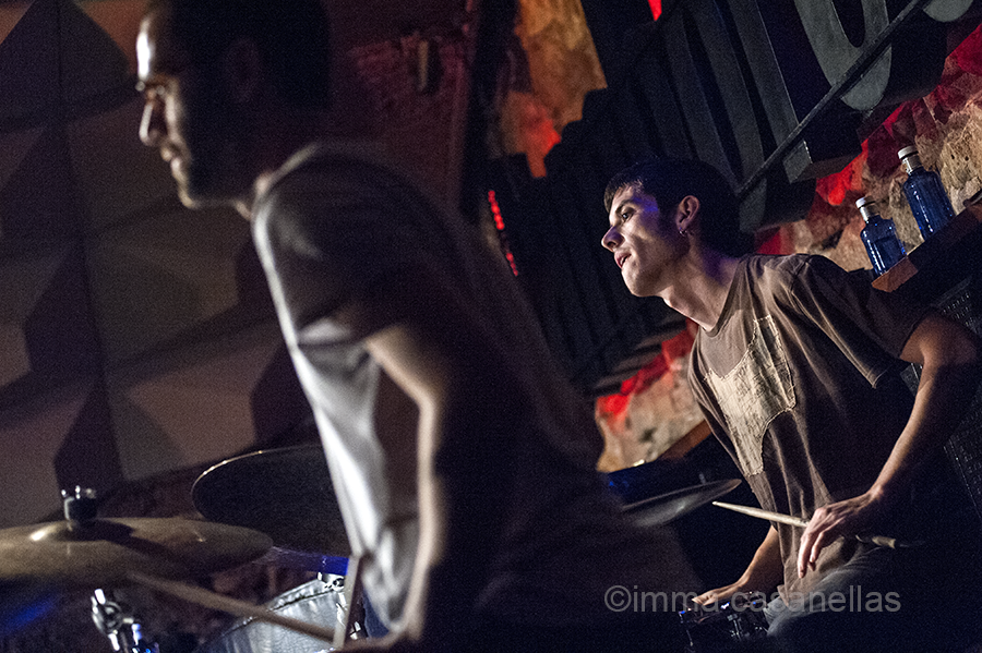 Ramon Prats i Arnau Obiols (Jamboree Jazz Club, Barcelona, 20-10-2015)