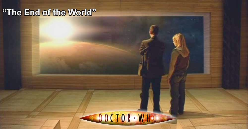 Doctor Who 158: The End of the World