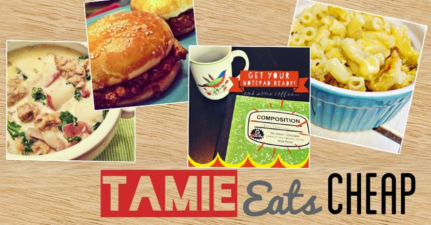Tamie Eats Cheap