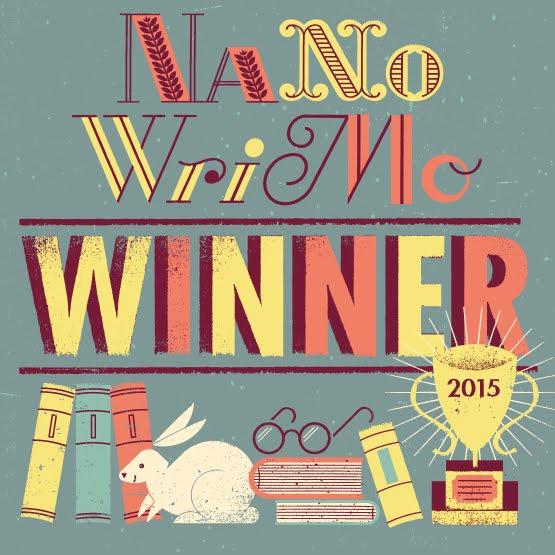 I won Nano 2015!!!