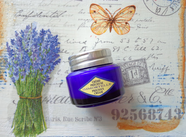 L'Occitane Immortelle Precious Cream