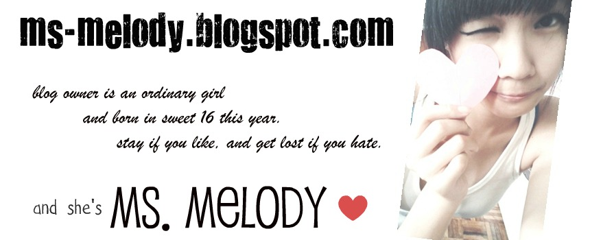 www.ms-melody.blogspot.com ♥