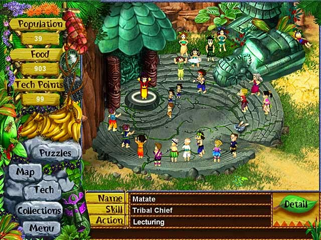 Download Games Virtual Villagers 3 The Secret city 3 For PC Full Version