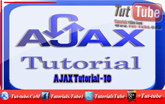 AJAX Tutorial - 10 - Changing the Users HTML