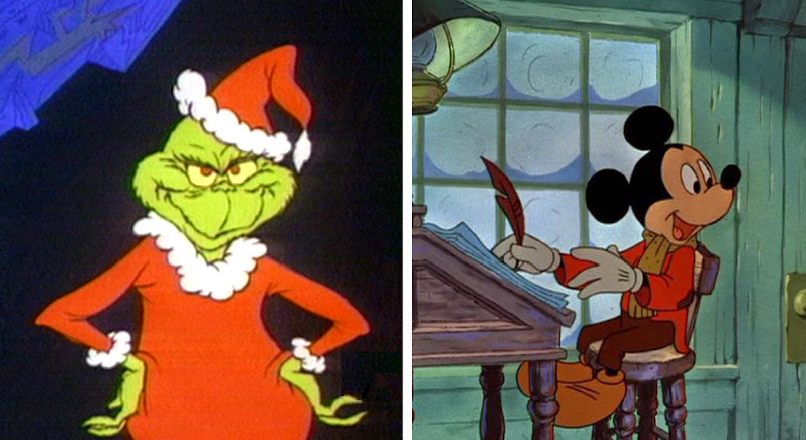 episode 13 how the grinch stole christmas and mickeys christmas carol - How The Grinch Stole Christmas 2014