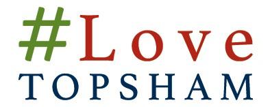Love Topsham on Facebook