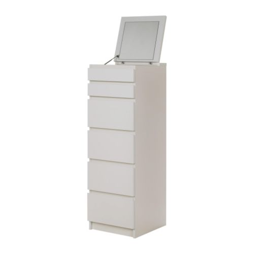 Highlight your beauty muebles para organizar tu for Mueble malm ikea