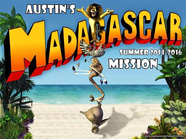 Austin's Madagascar Mission