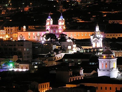 Puntos de Información Turística de la ciudad de Quito
