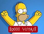 ¡¡2000 visitas!!