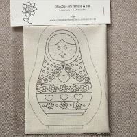 impressão em tecido