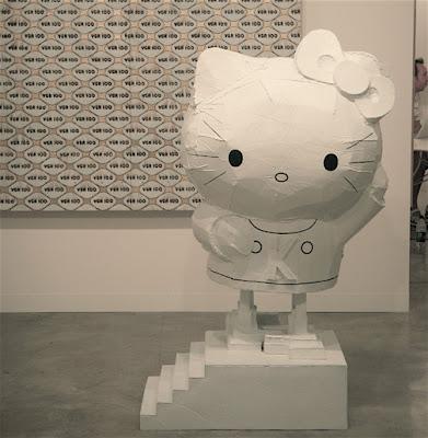 Proyecto de arte hello kitty