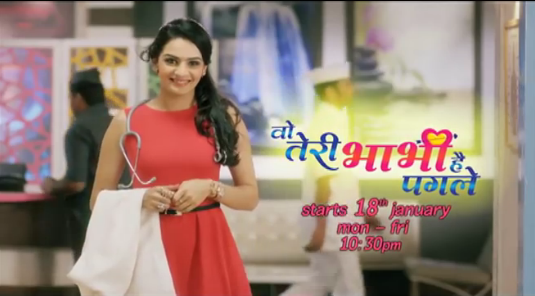 Sab TV Woh Teri Bhabhi Hai Paglein serial wiki, Full Star-Cast and crew, Promos, story, Timings, TRP Rating, actress Character Name, Photo, wallpaper