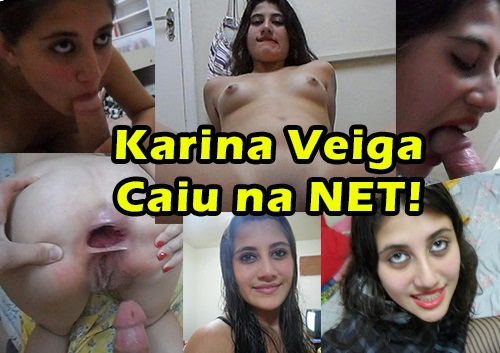 Karina Veiga Pelada Fotos e Videos - A nova que caiu no Facebook - Karina Veiga 2 Videos Download