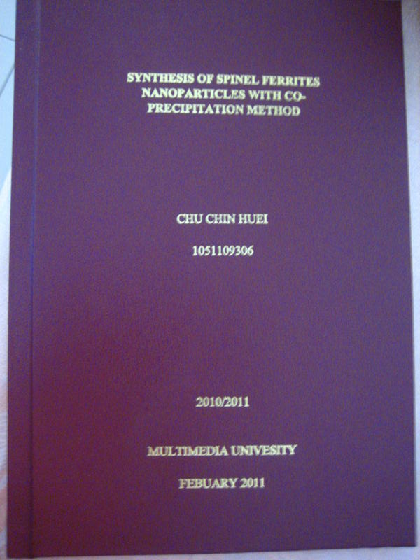 Phd thesis copy