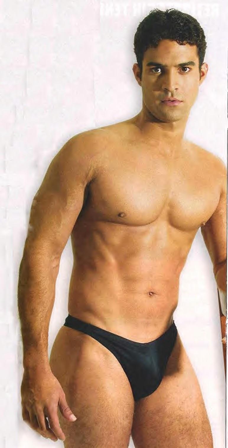 Juan Vidal Desnudo