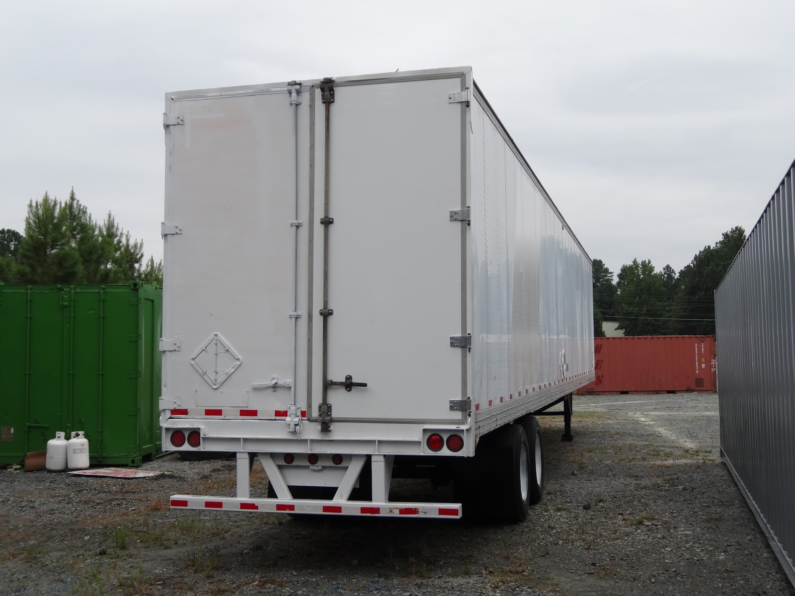 53 dry van & How to Buy Used Semi Trailers for Road Use in a Tight 2016 Market ... pezcame.com