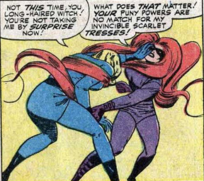 Fantastic Four 42 Frightful Four Medusa