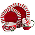 Jingle bell napkin ring crate and barrel - Copy Cat Looks Christmas Serveware