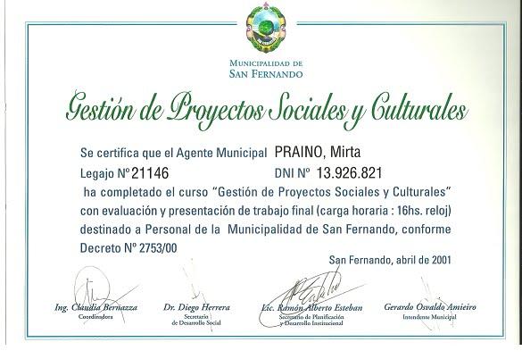 Municipalidad e San Fernando