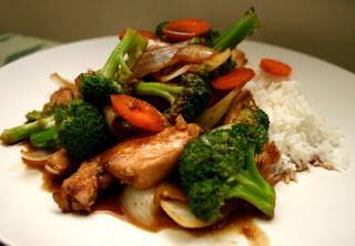 Chicken Broccoli Recipe