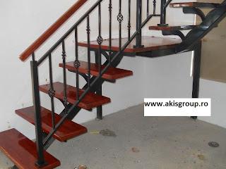 scari de interior: SCARI METALICE PRETURI AVANTAJOASE !