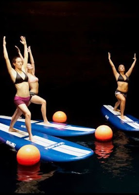 Stand-Up Paddleboard Yoga | Park City, UT