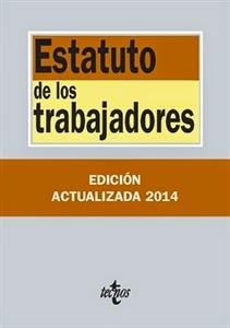 Textos Legales: Estatuto de los Trabajadores.