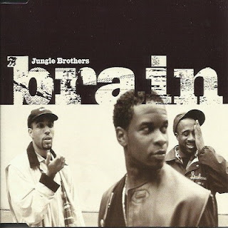 Jungle Brothers - Brain (Single, Vinyl) (1997) FLAC