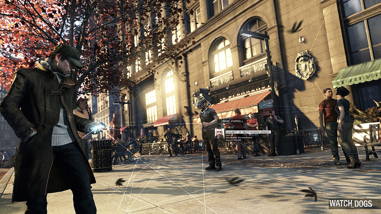 Disappointing games of 2014 Watch dogs