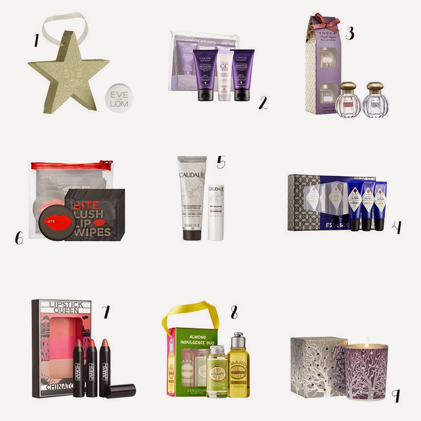 stocking stuffer gift guide 2014