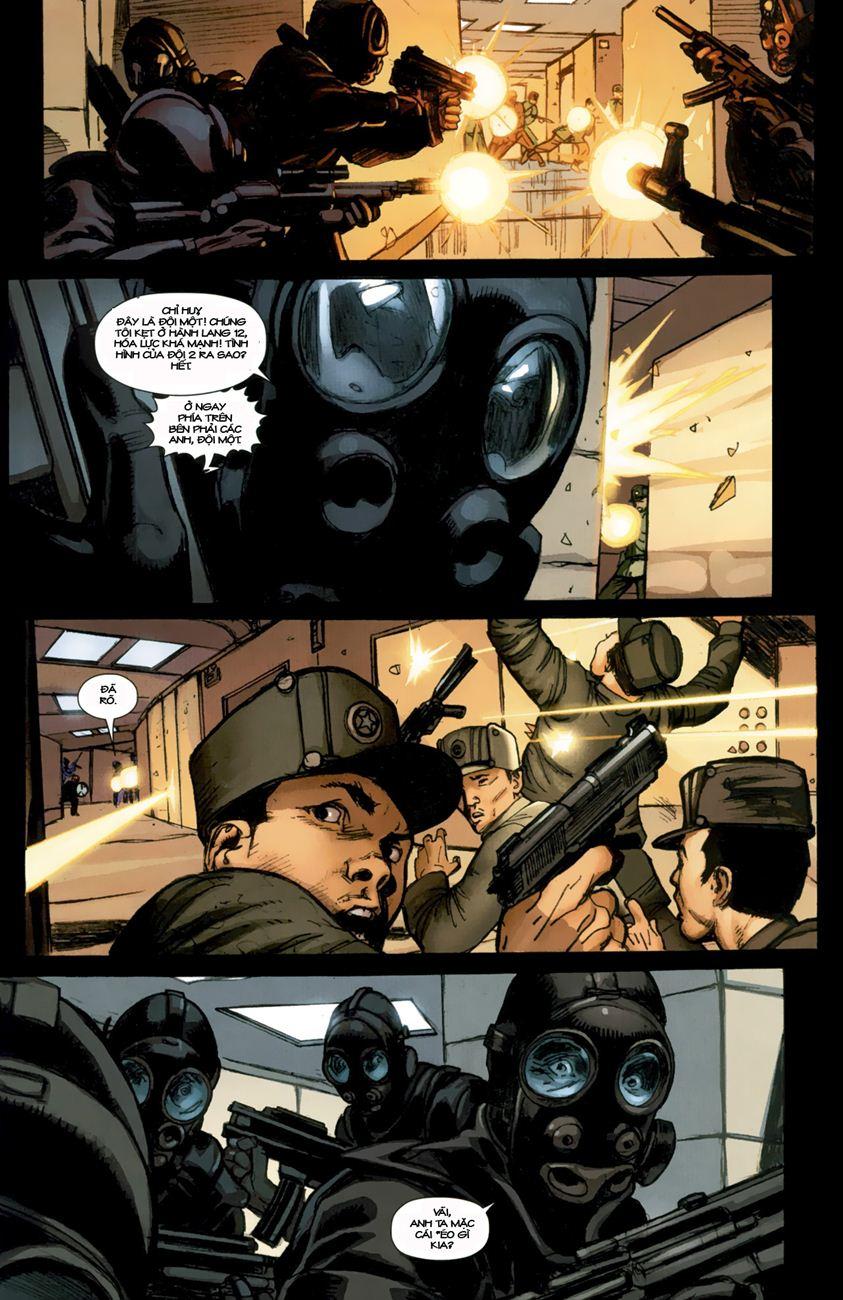Ultimate Captain America chap 1 - Trang 13