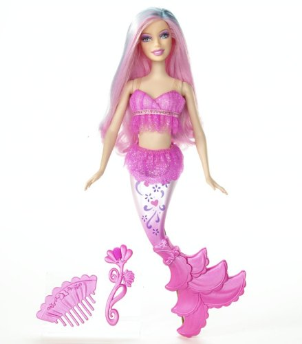 Color Changing Barbie
