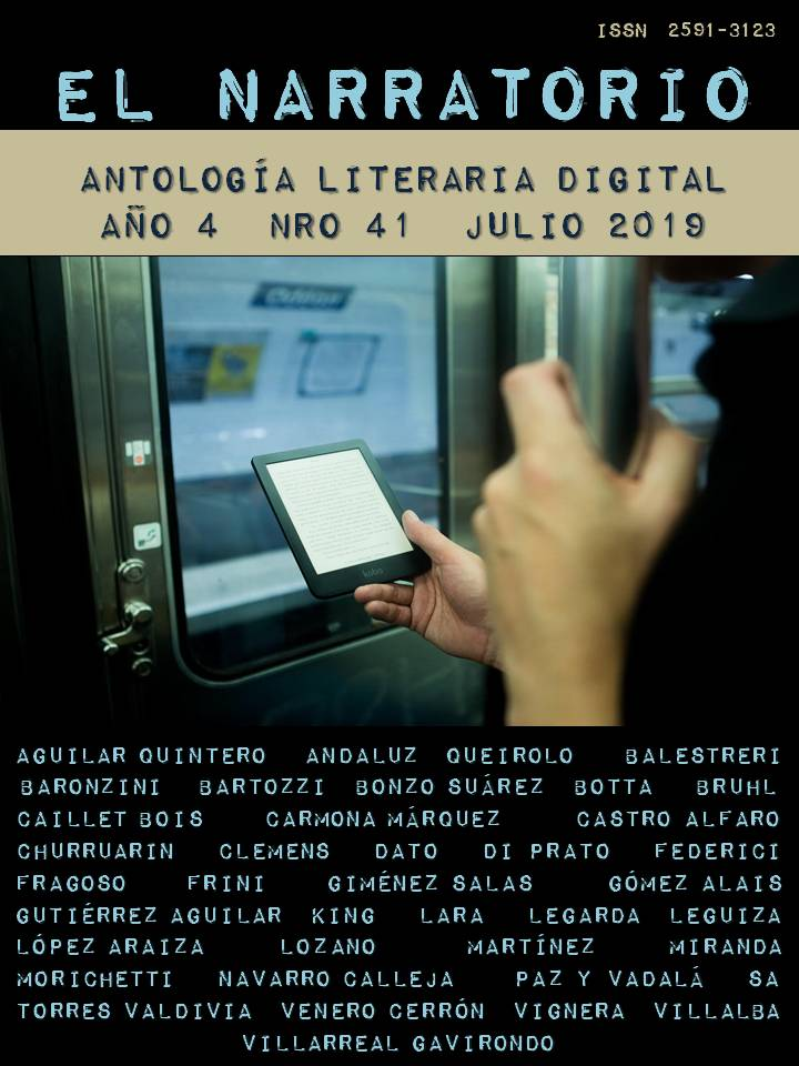 EL NARRATORIO  ANTOLOGÍA LITERARIA DIGITAL NRO 41