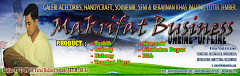 GELANG Bracelet Kerajinan Handicraft  MAKRIFAT BUSINESS - Khas desa TUTUL Jember