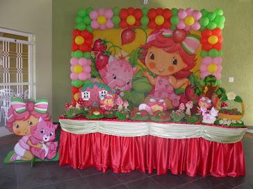 Festa Moranguinho Baby